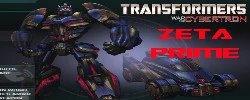 How Play as Zeta Prime