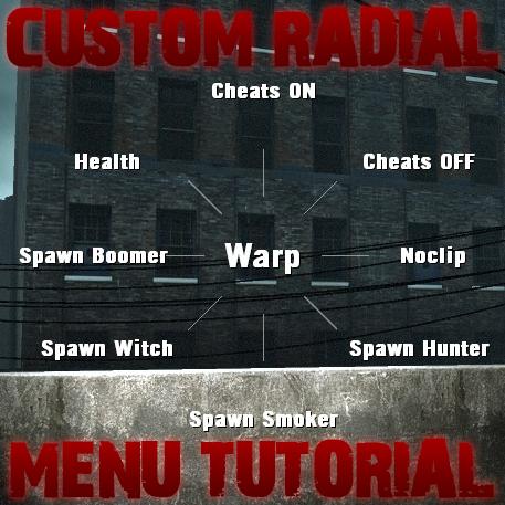 Adding A Radial Menu
