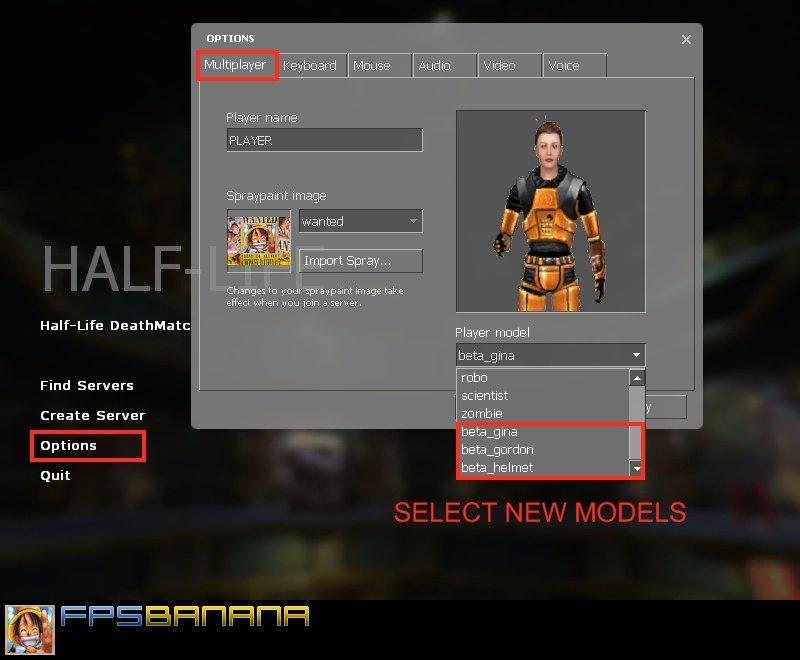 Custom Skins Tutorial screenshot #1