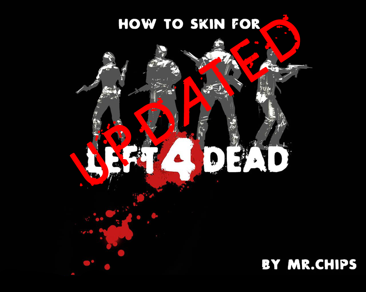 How To Skin For L4D/L4D2-UPDATED (1-03-10)