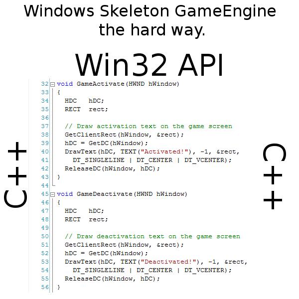 Windows api tutorial: create a simple window [c++] youtube.