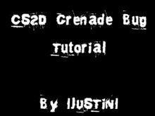 Grenade Bug Tutorial preview