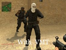 .VMT code for players in CS:S Tutorial preview