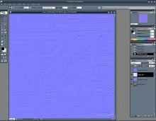 Making Normal Maps Tutorial screenshot