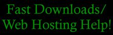 Fast Download/Web Hosting Tutorial preview