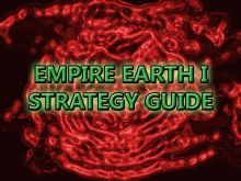 Empire Earth Online Strategy Guide Tutorial preview