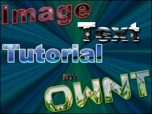 Image Text Tutorial preview