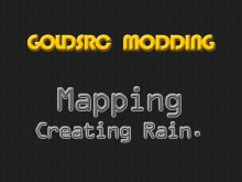 Creating Rain. Tutorial preview