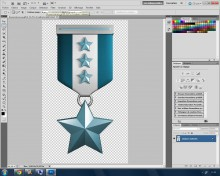 Medals . Tutorial preview