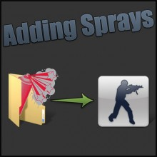 Adding Custom Sprays Tutorial preview