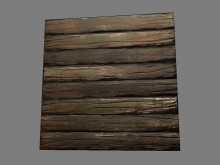Rough Wood Planks Tutorial Tutorial preview