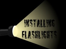 How to install: Flashlights Tutorial preview