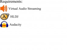 How to install HLDJ and edit sound files for HLDJ. Tutorial preview