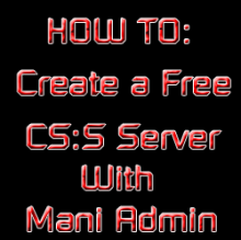 How To Make a Free Server preview