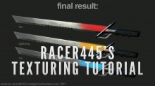 Texturing Tutorial by racer445 Tutorial preview