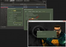 Steam/Tools/Half-Life Dedicated Server preview