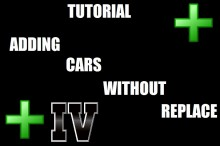 GTA IV Adding Cars Without Replace. preview