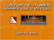 Custom  Textures  for Hammer World Editor preview