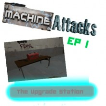 Machine Attacks #1 The Premium Upgrade preview