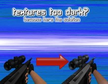 textures too dark? here the solution Tutorial preview