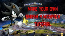 How to make your own Smash 4 modpack (Video) preview