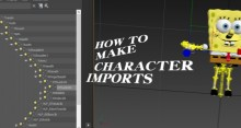 Character Import Tutorial v2.3 (3DS Max) preview