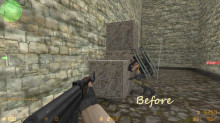 Mirror a weapon with Milkshape3D Tutorial preview