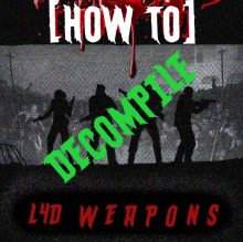 Decompiling L4D Weapon Models Tutorial preview