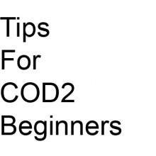 Tips for COD2 Beginners Tutorial preview