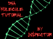 DNA molecule making Tutorial preview