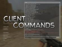 Client Commands Tutorial screenshot