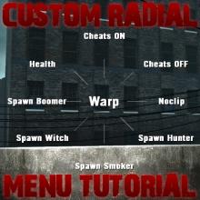 Adding A Radial Menu Tutorial preview