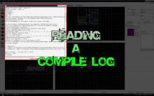Reading a Compile Log Tutorial preview
