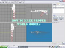 Creating World Models Tutorial preview