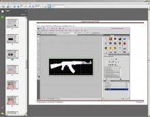 Create icons for STALKER (SoC, CS, CoP). Tutorial preview