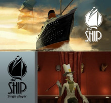 The Ship - 2 Pack (-90% off)