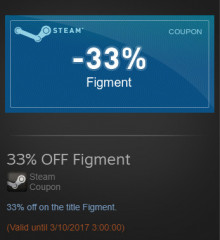 Figment (33% Discount Coupon)