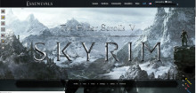 Skyrim Themed Uberstyle