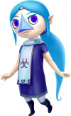 Hyrule Warriors based Lana