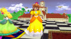 ssb4 edit green and unfinished daisy