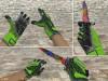 HD Specialist Gloves + M9 Bayonets