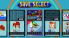 Screenshot of Character Select Screen