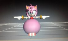 Amy over sonic (canceled)