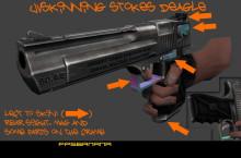 UV skinning Deagle *update 2!*