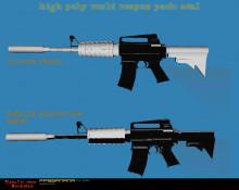 M4a1 wee update