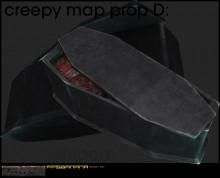 Creepy map prop D: