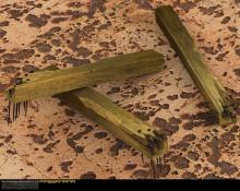 Wood + Nails