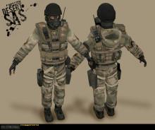 DesertMission SAS update