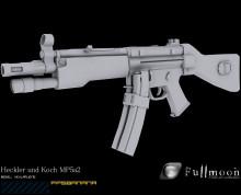 MP5a2 Model
