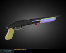 M31 RS2 Pump Action Pistol Gri
